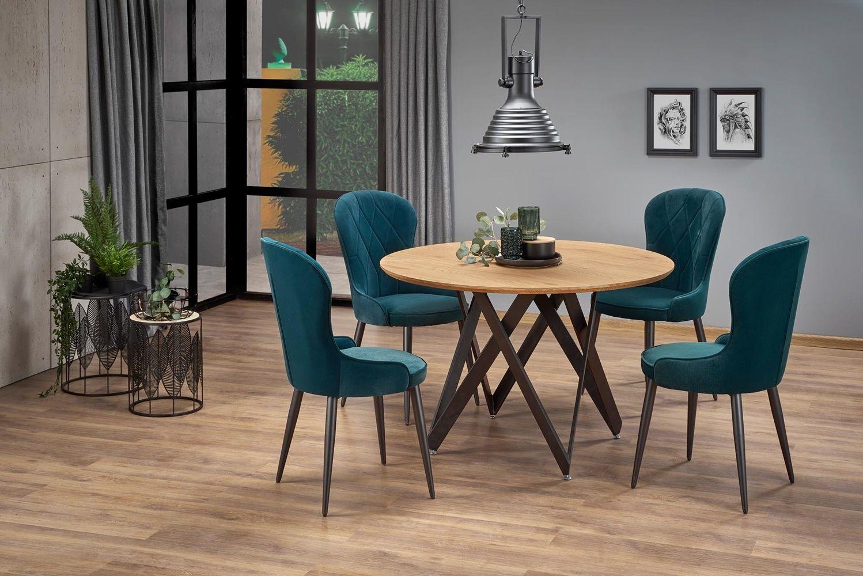 Stół okrągły 120cm MOZAMBIK